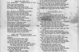 The Woodcraft Folk Song Book, undated - Woodcraft Folk